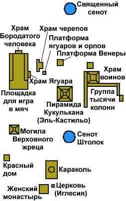 http://milura.narod.ru/maya/chichen/ch_map.jpg